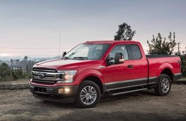 2018 Ford F-150 equipped with Power Stroke Diesel drinks 30 mpg highway