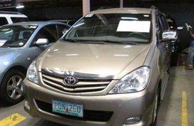 2011 Toyota Innova MPV for sale