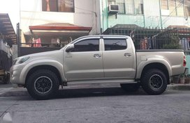 Sale Toyota  Hilux G 2012 4x2 diesel MT 840K