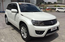 2016 SUZUKI Grand Vitara 4x2 Automatic Transmission
