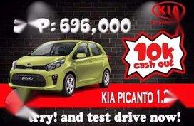 Brandnew Kia Picanto for sale