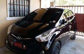 Hyundai Eon GLS 2016 Black FOR SALE
