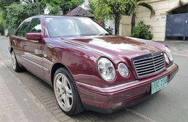 1997 Mercedes Benz E230 for sale