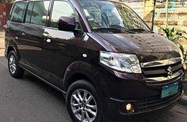 Like New Suzuki APV for sale