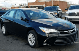 2015 Toyota Camry SE like new for sale