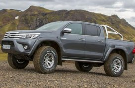 All-new Toyota Hilux Arctic Trucks AT35 2018 to be launched in the UK