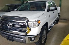2018 Toyota Tundra 1794 Edition 2018 FOR SALE