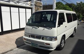 2005 Nissan Urvan for sale