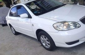 Toyota Altis E 2002, manual, well maintained,