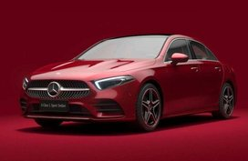 All-new Mercedes-Benz A-Class Sedan L 2019 launched in Beijing