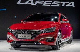 Hyundai Lafesta 2018 previewed in Beijing with 'Sensuous Sportiness' design