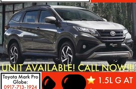 2019 Toyota Rush Brand New Low DP AT Call Now: 09258331924 Casa Sale 2019