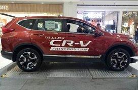 New HONDA CRV 2018 FOR SALE