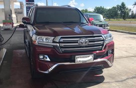 For Sale 2018 Toyota Land Cruiser