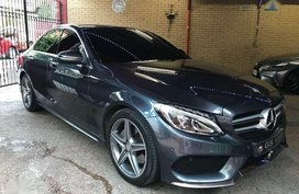 2016 Mercedes Benz C200 AMG like bmw lexus audi toyota