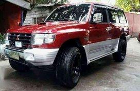 FOR SALE Mitsubishi Pajero field master 2001 model