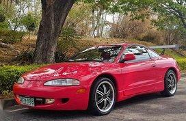 Mitsubishi Eclipse Local 1997 Red For Sale