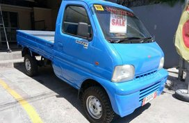 Fresh Suzuki Multicab Rebuild For Sale