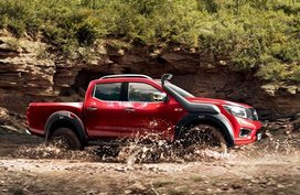 All-new Nissan Navara AT32 2018 launched in the UK