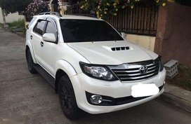 2013 Toyota Fortuner V FOR SALE