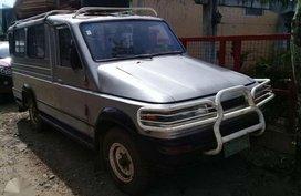 AUV MITSUBISHI Jeep for sale FOR SALE