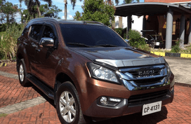 Isuzu MUX 2016 for sale like new