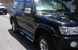 2004 Nissan Patrol Presidential Edition A/T for sale