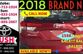 2018 Brand New Toyota Rush E MT for sale