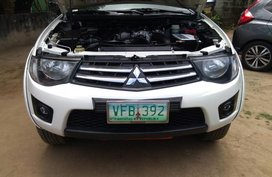 Mitsubishi Strada GLX 2.5 2011 for sale