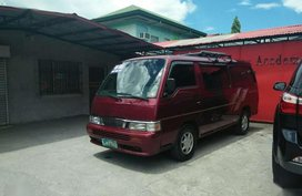 For sale or swap 2013 Nissan Urvan escapade