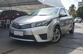 2014 Toyota Corolla Altis 1.6 E Manual for sale