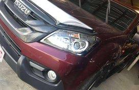 New Look 2016 Isuzu Mux Manual Diesel For Sale
