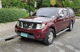 2009 NISSAN NAVARA FRONTIER FOR SALE
