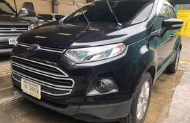 2017 Ford Ecosport  Trend Automatic Black for sale