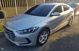 Fresh 2016 Hyundai Elantra Silver For Sale