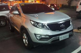 2016 Kia Sportage CRDi AT Super Fresh