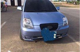 Kia Picanto 2004 Manual Blue HB For Sale
