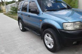 Ford Escape XLT Well Maintained Blue For Sale