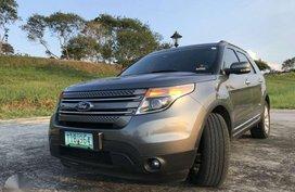 2012 Ford Explorer v6 gas ltd edtn for sale  fully loaded