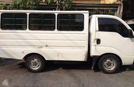 KIA 2700 4x2 Well Maintained White For Sale
