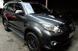 2015 Toyota Fortuner G Diesel A/T For Sale