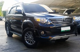 2013 Toyota Fortuner 4X2 G Diesel AT TRD For Sale