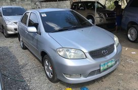 Toyota Vios 1.5 G Top of the line Automatic 2005
