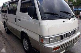 2013 Nissan Urvan Eacapade for sale