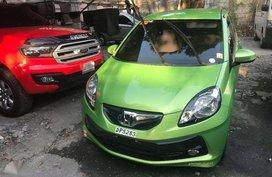 2015 Honda Brio Automatic Green For Sale