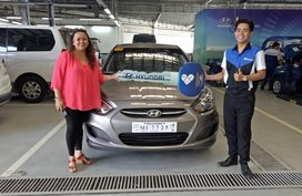 Hyundai Accent 2018 Sedan 1.4 MT for sale