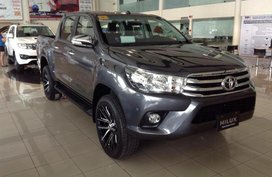 NEW TOYOTA HILUX 4X2 E M/T 2018 FOR SALE