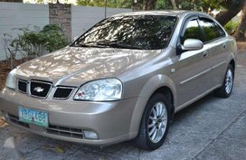 Chevrolet Optra 2004 1.6LS AT Fresh for sale