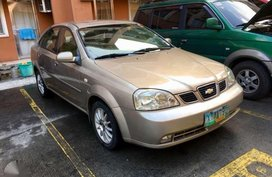 Chevrolet Optra 2005 manual 155k rush for sale