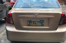 Chevrolet Optra LS 1.6 Manual 2005 for sale